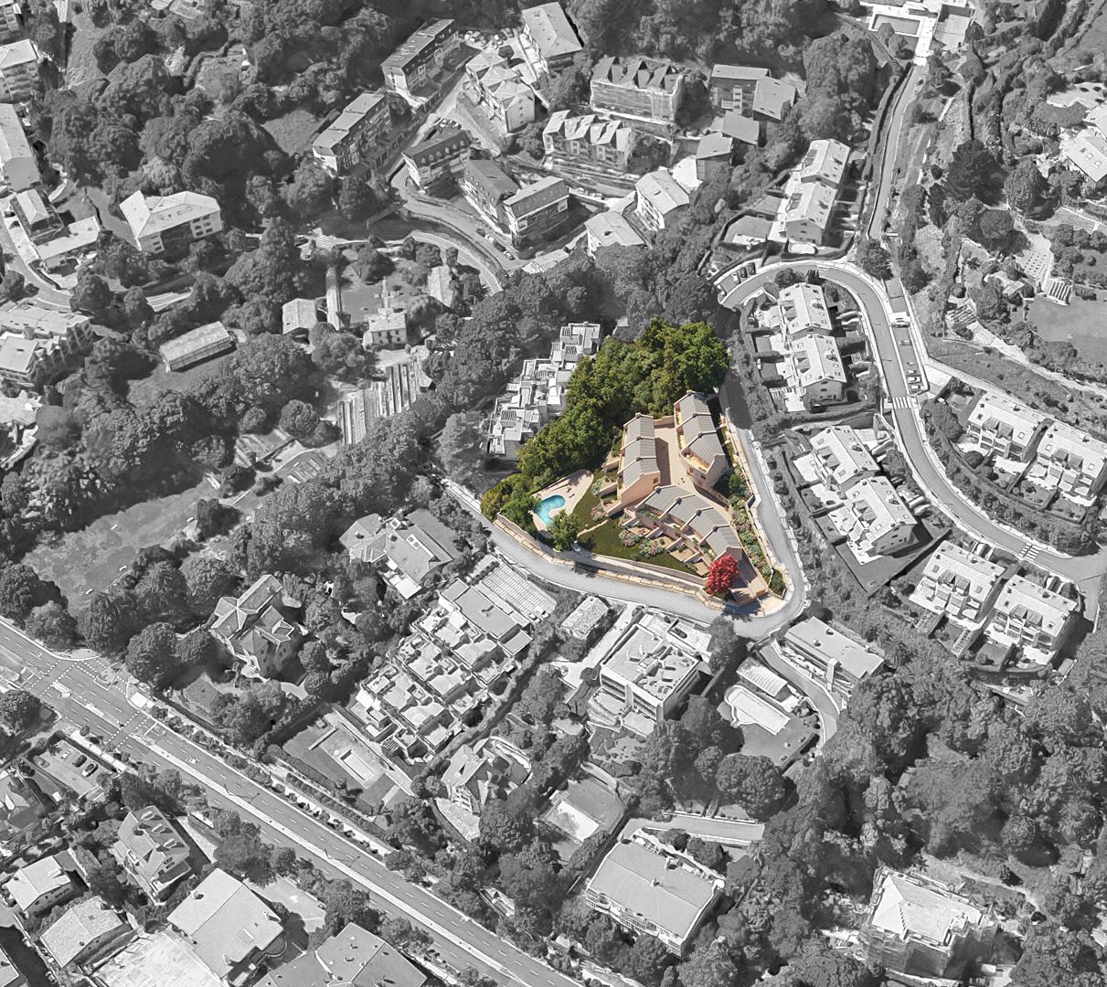 Ubicación Nueva Construcción en Donostia - Adelka Enea